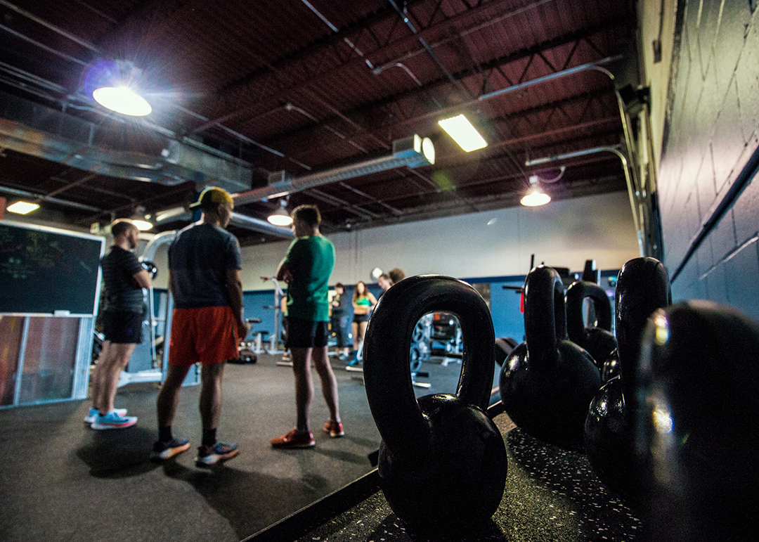 Performance Running Gym | The Gym For Runners